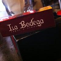 Photo taken at La Bodega by Lukas NKY on 1/28/2011