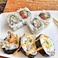 Photo taken at Maiko Sushi Lounge by Rachel M. on 9/8/2012