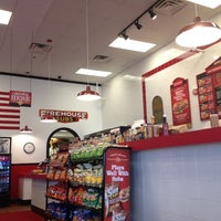 Photo taken at Firehouse Subs by Robert M. on 12/17/2011