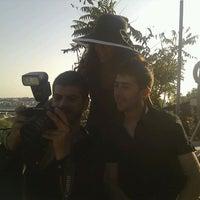 Photo taken at Tomurcuk Cafe by Sakarpiyon O. on 9/8/2011