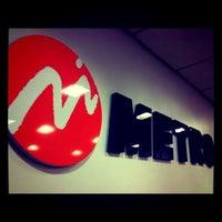 Photo taken at Metro Turizm by Hasan U. on 1/30/2012