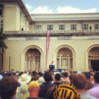 Photo taken at Carnegie Mellon University by Jeff R. on 7/6/2012
