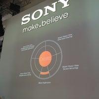 Das Foto wurde bei SONY @IFA 2012 von Christoph R. am 9/3/2012 aufgenommen