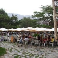 Photo taken at Mesa de Piedra by Fernando A. on 1/7/2012