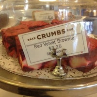 Photo taken at Crumbs Bake Shop by danielle on 7/12/2012