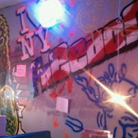 Photo taken at I Love NY Pizza by Christa D. on 6/14/2011