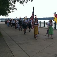 Photo taken at Oktoberfest by Allison S. on 9/17/2011