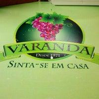 Photo taken at Varanda Frutas & Mercearia by Tais S. on 12/7/2011