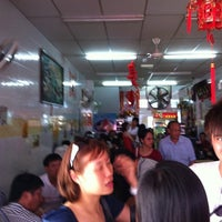 Photo taken at Heng Huat Café by Soo L. on 1/22/2011