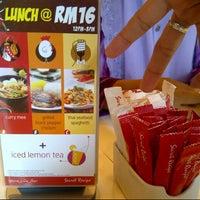 Photo taken at Secret Recipe by Atie Y. on 7/4/2012