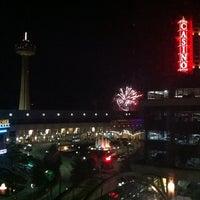 Photo taken at Four Points by Sheraton Niagara Falls Fallsview by David S. on 8/11/2012