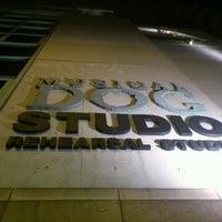 Photo taken at Musical Dog Studio by Shunya Y. on 7/5/2012