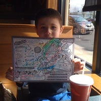 Photo taken at Pizza Hut by Debee A. on 2/26/2012