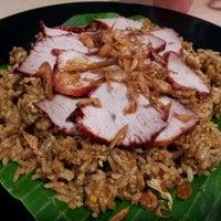 Photo taken at Pondok Bambu Food Court by [zest] [. on 4/16/2012