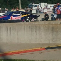 Photo taken at US 131 Motorsports Park by Monica Sparks W. on 6/9/2012