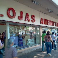Photo taken at Lojas Americanas by Tim M. on 10/1/2011