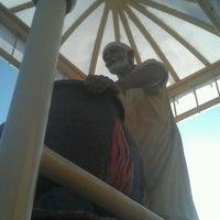 Photo taken at Shirdi Sai Baba Temple (Samadhi Mandir) by Dhanashree R. on 12/2/2011