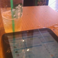 Photo taken at Starbucks by Rob P. on 8/27/2011