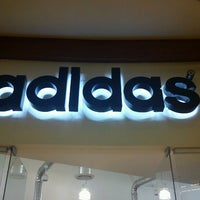 Photo taken at Adidas outlet store by GIL M. on 6/25/2012