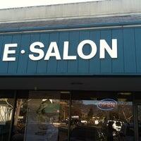 Photo taken at E Salon by Misschief on 1/28/2012