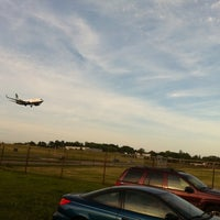 Photo taken at Viewing Area - General Mitchell Int'l Airport (MKE) by Justin R. on 6/15/2011