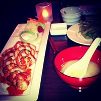 Photo taken at PNK Restaurant & Ultra Lounge by SeattleRevealed on 6/17/2012