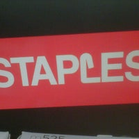 Photo taken at Staples by Sean T. on 12/15/2011