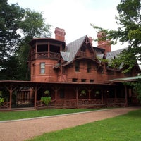 ... Photo Taken At The Mark Twain House U0026amp;amp; Museum By Kusnadi S. ...