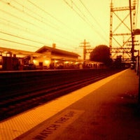 Photo taken at Metro North - Westport Train Station by Natasha K. on 8/26/2011