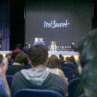 Photo taken at Varsity Theatre by Alexandra B. on 10/7/2011