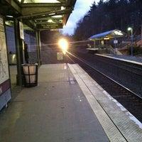 Photo taken at MBTA Grafton Station by Patrick S. on 1/5/2012