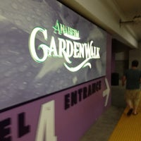 Photo taken at UltraLuxe Anaheim Cinemas at GardenWalk by Sergio M. on 7/29/2012