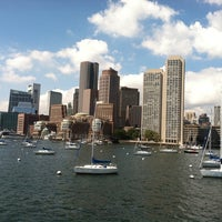 Foto tomada en Boston Harbor  por Carl A. el 8/4/2011