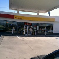 Photo taken at Shell by Marcus C. on 2/12/2012