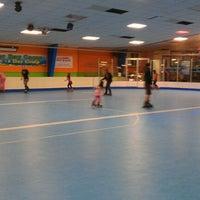 Photo taken at Deptford Skating & Fun Center by Greg G. on 4/29/2012
