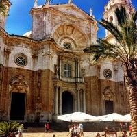 Foto tomada en Catedral de Cádiz por Patricia R. el 8/14/2012