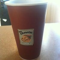 Photo taken at Panera Bread by Mack J. on 5/24/2012