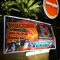 Photo taken at Jammy's Bar @ Ranong by jk X. on 6/30/2012