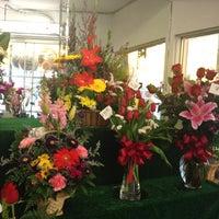 Photo taken at Gabriel's Flowers by Dan P. on 4/15/2012
