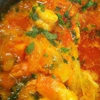 Photo taken at Geraldo Restaurante by Andreia G. on 6/22/2012
