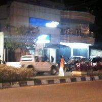 Photo taken at Bank Mandiri Bontang Ahmad Yani by yunni S. on 3/18/2011