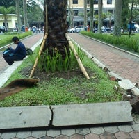 Photo taken at Universitas Brawijaya by Gelar P. on 1/30/2012