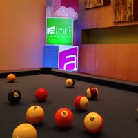 Photo taken at Aloft Houston by the Galleria by wutt on 5/7/2012