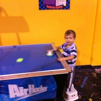 Photo taken at Pump It Up by Mark A. on 3/25/2012