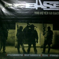 Photo taken at BASE, Airsoft field by Hery S. on 5/5/2012