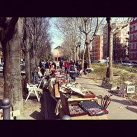 Photo taken at piazza lambrakis, bologna by Matteo L. on 3/18/2012