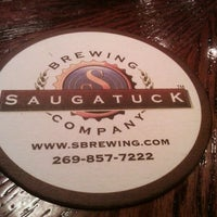 Photo taken at Saugatuck Brewing Company by Tom G. on 10/14/2011