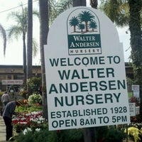 Photo Taken At Walter Andersen Nursery By Comic Con G On 12 11