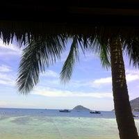 Photo taken at Sensi Paradise Resort by Lea B. on 7/15/2012