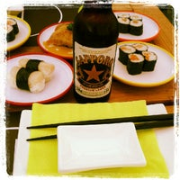 Photo taken at Moy Sushi by Gregor T. on 6/6/2012